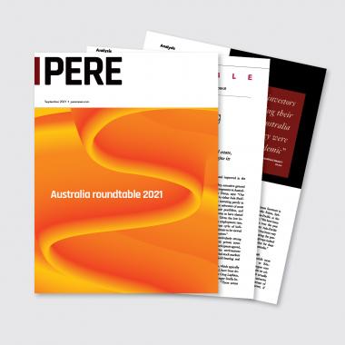 PERE: 2021 Australia roundtable